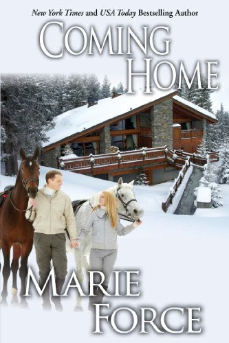 Coming Home, The Treading Water Series, Book 4 by Marie Force