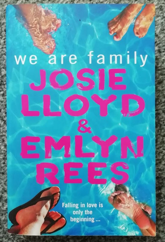 We Are Family by Josie Lloyd & Emlyn Rees