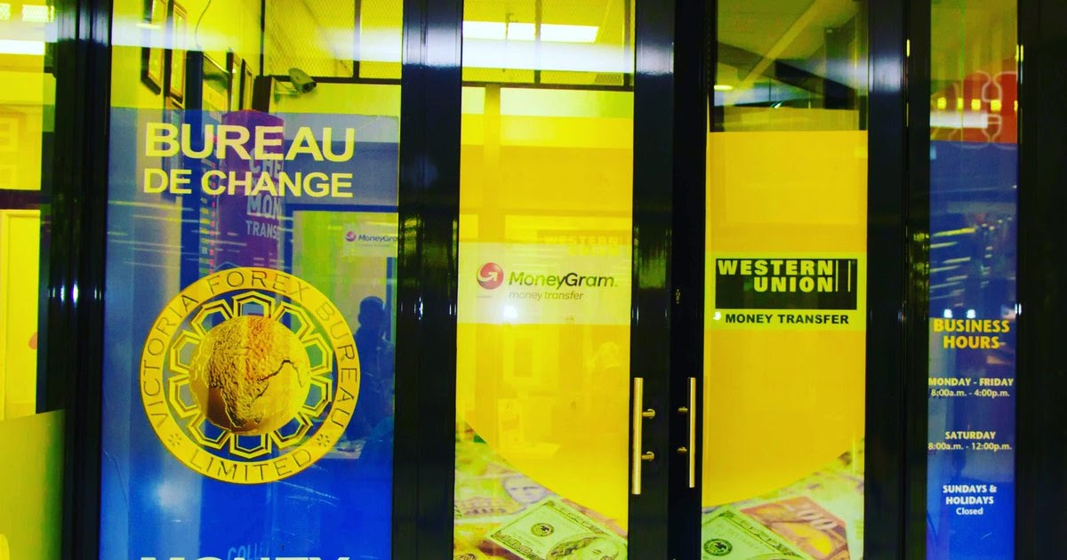 What is the meaning of Forex Bureau?