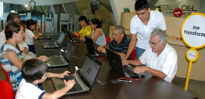 Cultura ofrece curso gratis de informática básica