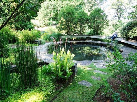 Octagon pool at Dunaway Gardens in Newnan Georgia