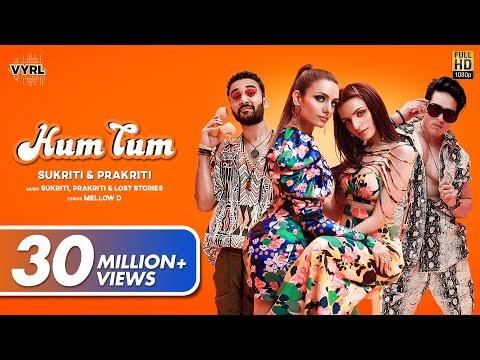Hum Tum (Official Video) Sukriti, Prakriti   Raghav Juyal, Priyank Sharma   Mellow D   Lost Stories