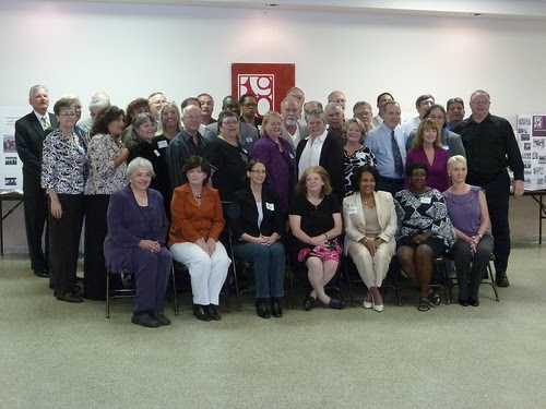 Group photo - Class of 1970 40 year reunion by litlesam