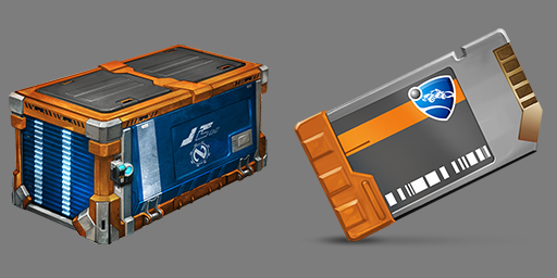 Counter-Strike: Global Offensive chest loot crate