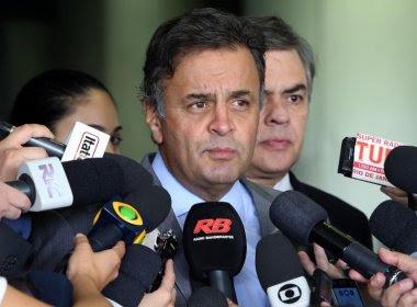 Executivo da Odebrecht cita doação eleitoral a Aécio e PF suspeita de 'assuntos escusos'