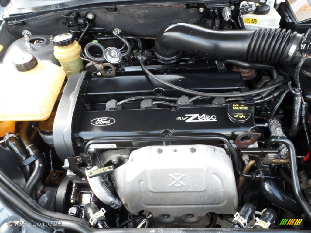 2003 Ford Focus Zts Engine