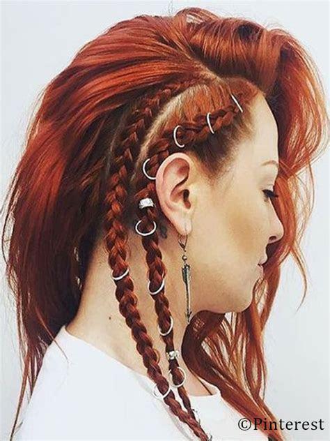 New hair trend: Hair Rings!