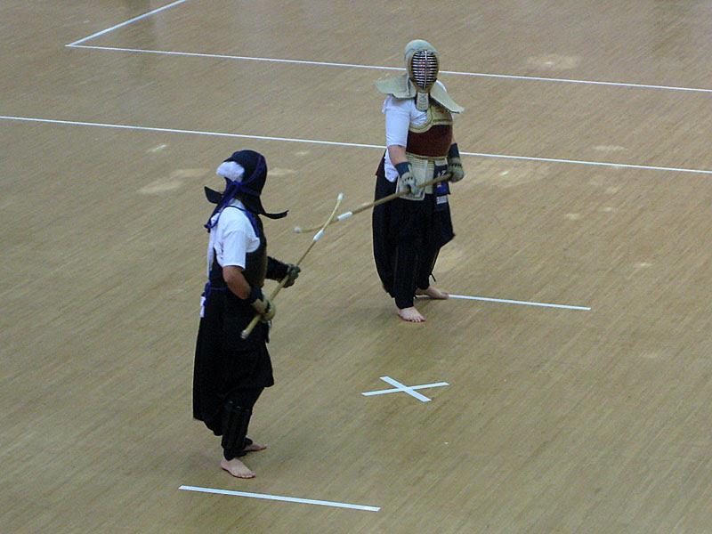 women's individual shiai #2
