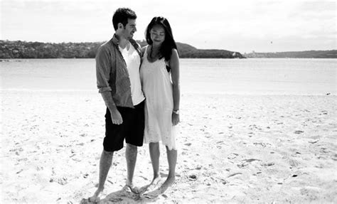 Engagement Portrait at Balmoral Beach