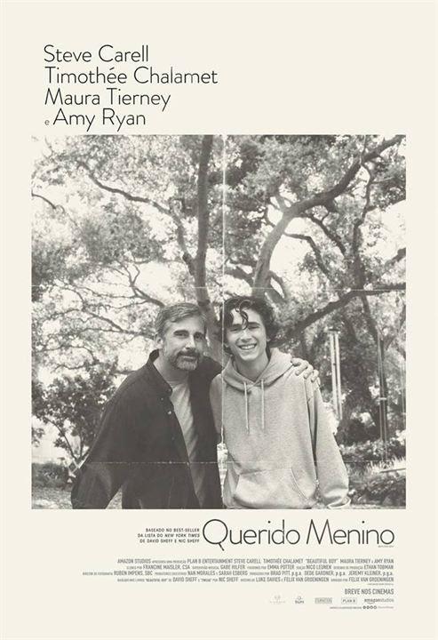 Querido Menino : Poster