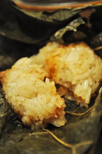 glutinous rice chicken