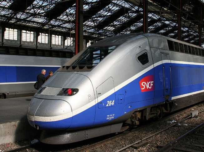 SNCF TGV Duplex (320 kph)