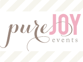 Pure Joy Events Party Tutorial Contest
