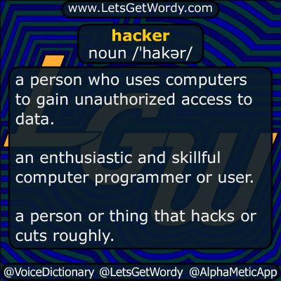 hacker 08/17/2015 GFX Definition