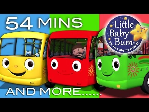 fisher price: Wheels On The Bus | Plus Lots More Nursery ...  |Fisher Price Bus Nursery Rhymes