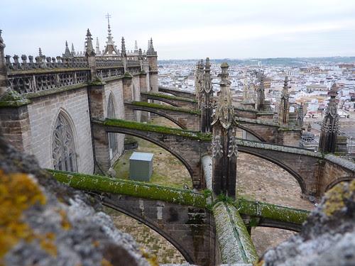 Tejados de la Catedral