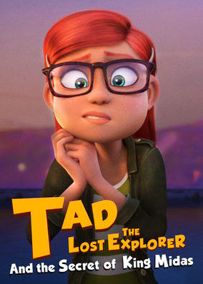 Tad the Lost Explorer and the Secret of...