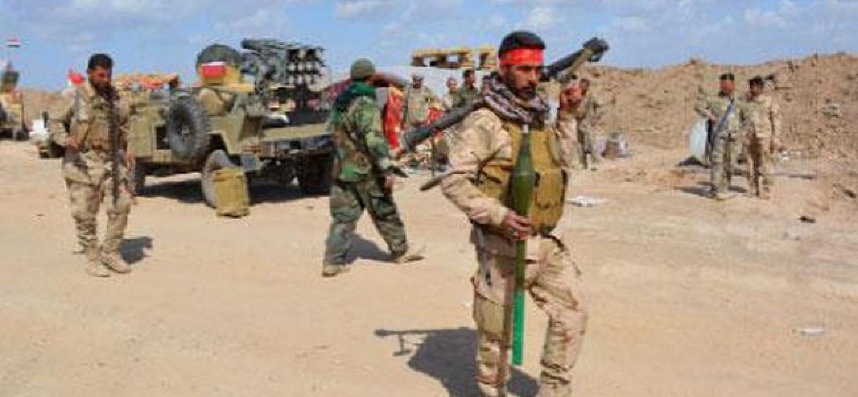 L'Irak se libère sans les Américains