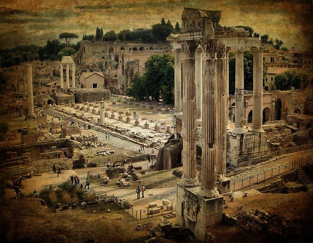 Controversial Topics Ancient Romans