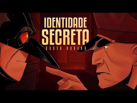 Identidade Secreta - O CORVO URBANO