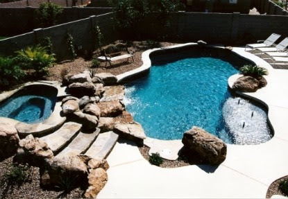 Inground Pool Cost..Inground Pool Prices & In Ground Pool ...