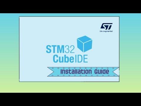 Installation of STM32CubeIDE on Windows
