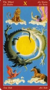 Tarot des Dragons10.0.3
