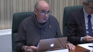 Lluís Llach ha assumit la presidència de la comissió amb paraules de record per a Muriel Casals