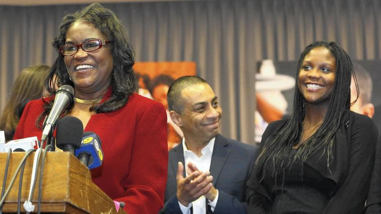 New LAUSD Supt. Michelle King