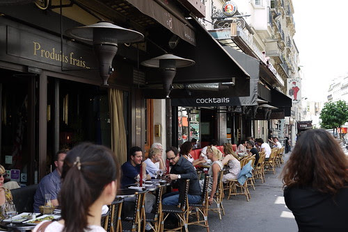 路邊咖啡廳
