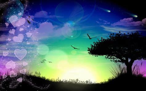 beautiful sunset full hd wallpaper  background image