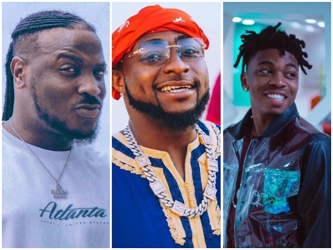 DO YOU AGREE?? Davido's Music Career Will Be Nothing Without Mayorkun And Perruzi thesupremecomedyskit.blogspot.com