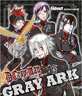 D Gray Man Gray Ark