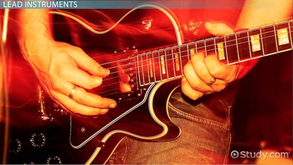 Instruments in Rock Music - Video & Lesson Transcript  Study.com