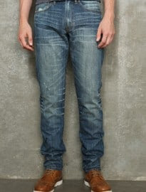 Denim & Supply Rl Redhill Wash Slim Jeans