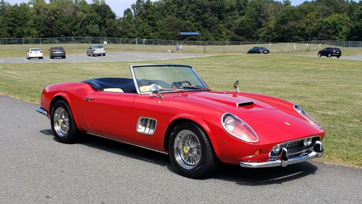 1961 Ferrari 250GT SWB California Replica 302ci V8 Tremec ...