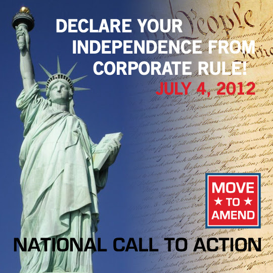4th of July Call to Action