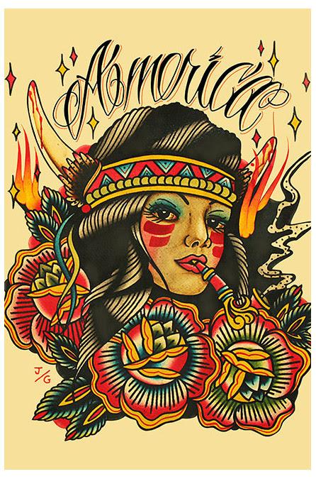 Tattoo Artist Prints