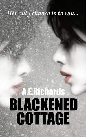 Blackened Cottage by AE Richards
