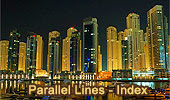 Parallel lines: Theorems and Problems Index.