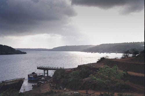 Tavsale jetty