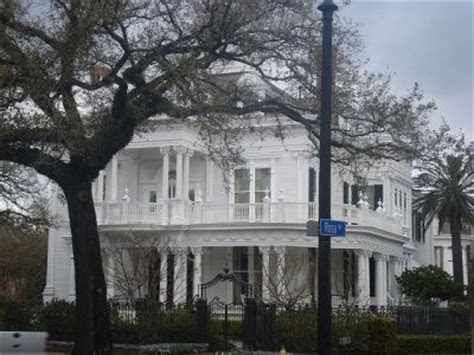 "The ""Wedding Cake"" House, New Orleans"
