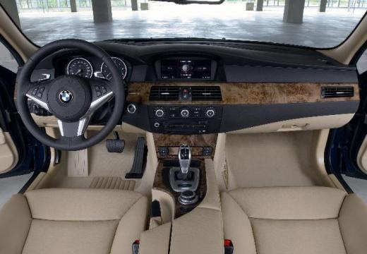 Bmw 525i Sedan E60 Ii 30 218km 2007