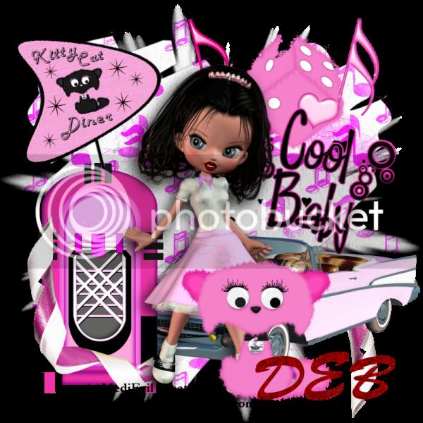 At the Hop - Deb