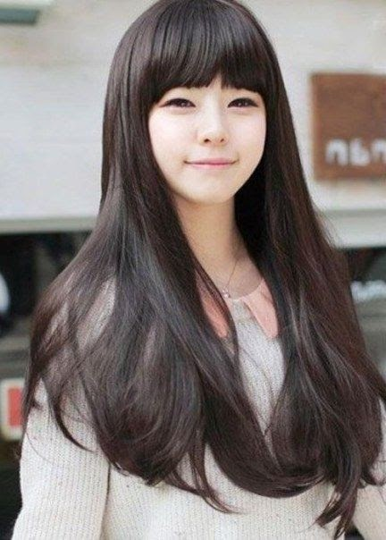 19 Simple Trends today Guide for Long Korean Hairstyles