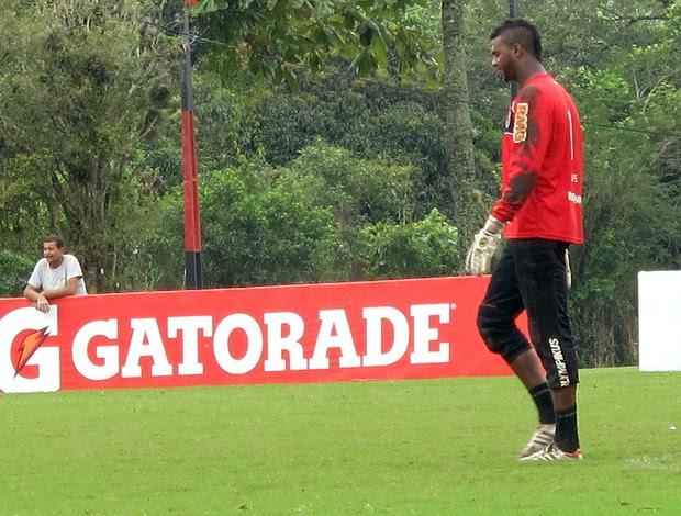 Felipe, Flamengo (Foto: Janir Júnior / Globoesporte.com)
