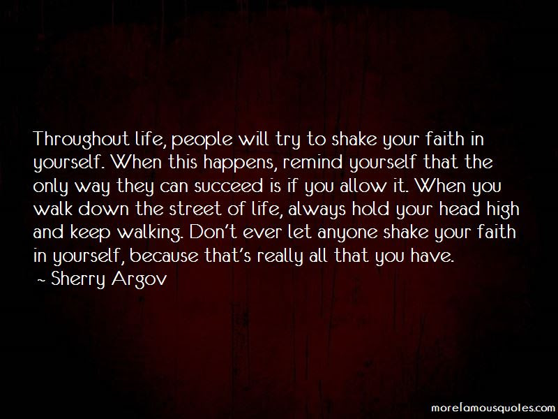 Always Hold Your Head Up High Quotes Top 4 Quotes About Always Hold