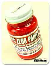 Pintura Zero Paints - Rojo Winfield Tobacco -Red - 60ml para Aerógrafo