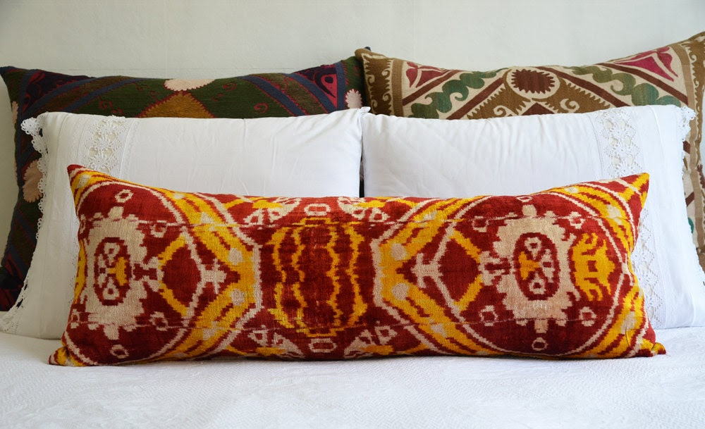 Sukan / Bolster Pillows Body Pillows Long Pillow Large by sukan