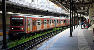 "Greek: Η παρούσα απεικονίζει το Σταθμό ""Μ..."